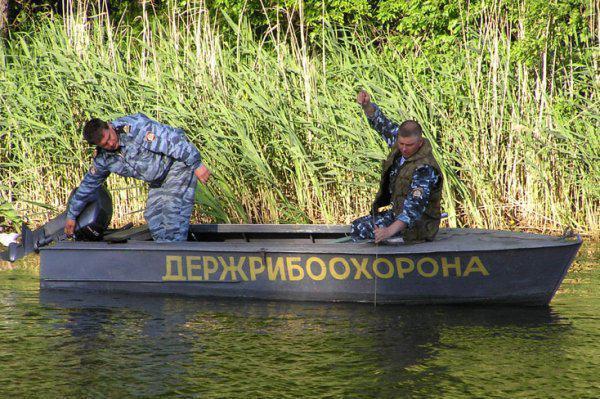 В Запорожской области начал работу рыбоохранный патруль