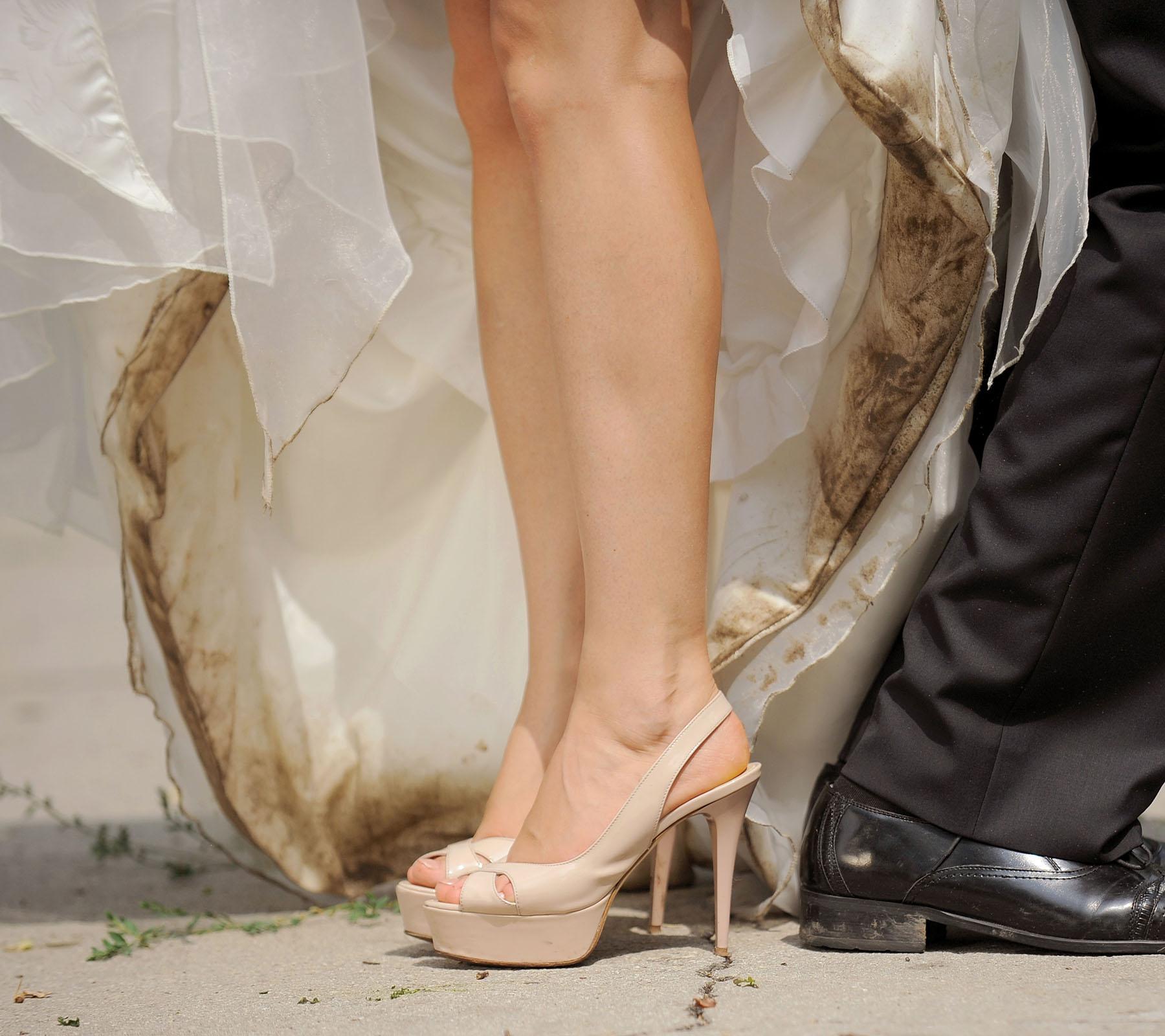 Свадебное платье. Чистка и сохранение